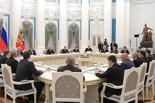 Валенттина Матвиенко:«Еще будут отставки вэтом году. Думаю, что этот «звездопад» завершится ксередине апреля, кандидаты будут готовиться квыборам»
