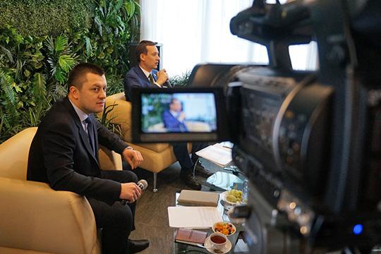 Мэр Альметьевска Айрат Хайруллин отправил своего советника Ратмира Мавлиева руководить Нефтекамском