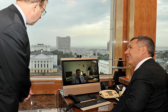 Бывший управляющий отделением пенсионного фонда РТМарсель Имамов, покинувшийсвой пост в2015 году, стал советником президента РТ