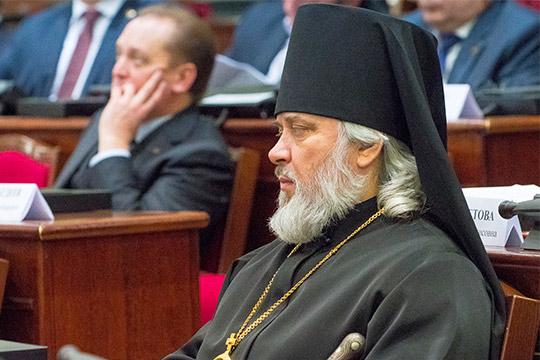 Путь владыки Пармена лежит вгород Троицк Челябинской области, где кресло преосвященного Троицкой епархии было вакантно сдекабря прошлого года