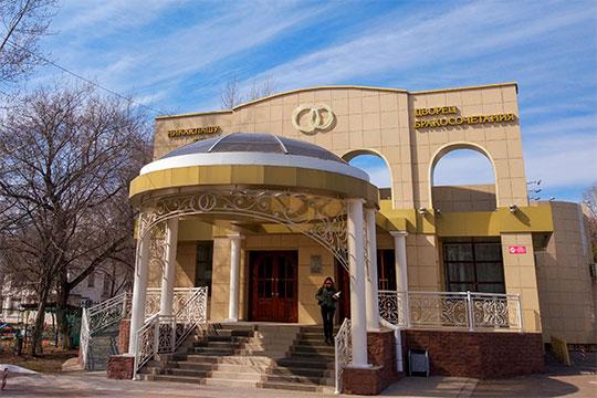 «Наш дворец бракосочетаний комфортный, красивый, на 25 посадочных мест, чего нет даже в некоторых московских ЗАГСах»