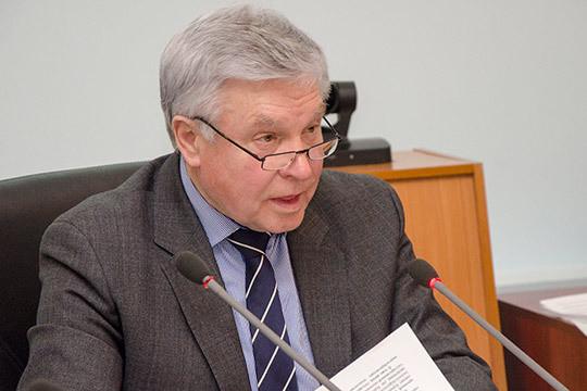 Александр Лаврентьев (на фото) назвал его (Артура Хисамеева) одним из лучших казанских оборонных директоров