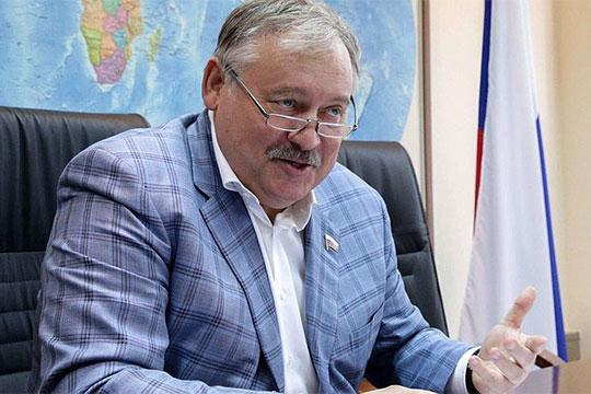 Константин Затулин: «То, что происходит в наших отношениях с Белоруссией сейчас, является закономерным следствием того, что в течение десятков лет проект Союзного государства не трогается с места»