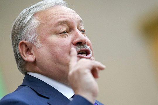 Константин Затулин: «Лукашенко как ребенок капризничает и обижает маму, а затем ластится»