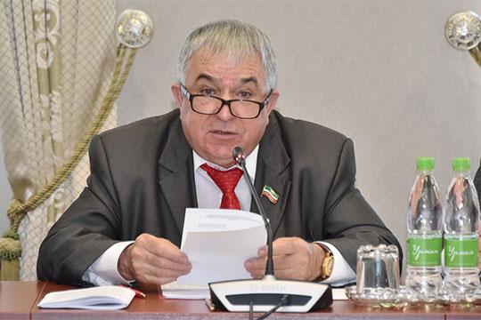Хафиз Миргалимов: «Как пенсионер с пенсией 8 тысяч рублей может платить ипотеку в 5-10-12-15 тысяч?»