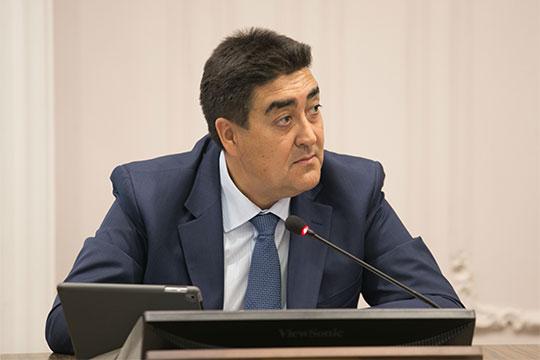 Тимур Алибаев: «С поселковыми контейнерами у нас есть проблемы»
