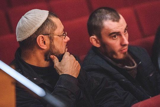 Альберт Халиков (слева) и Нияз Габдулхаев (справа)
