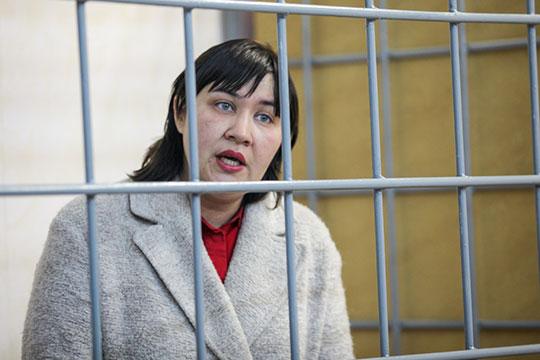 По версии обвинения, закрыть исполнительное производство «Зари» Алпаровой было выгодно ради достижения карьерных целей