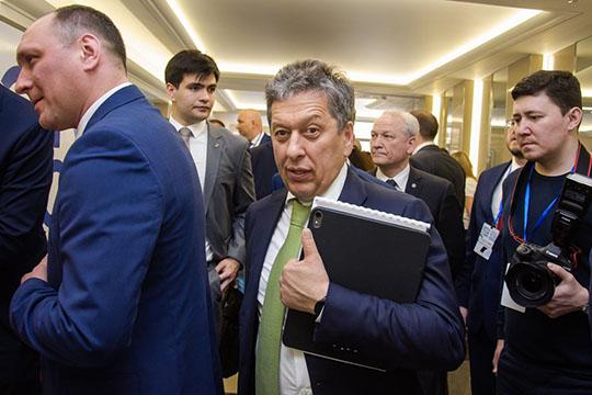 Впервые завсю новейшую историю Татарстана вГоссовете небудет гендиректора «Татнефти»