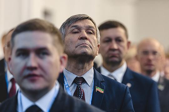 Забортом партсписка остался бывший гендиректор порохового завода Халил Гиниятов