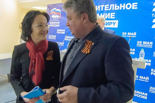 Определённые шансы есть у варианта ухода вГоссовет РТглавы ЕлабугиГеннадия Емельянова