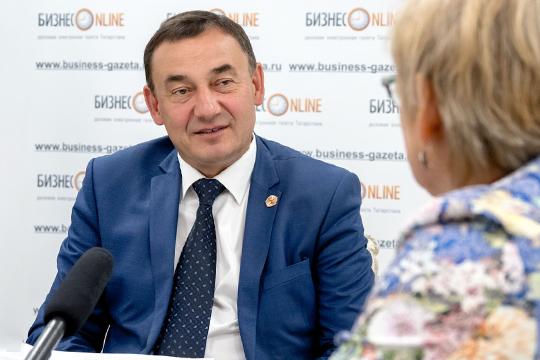 Генеральный директор УК«Уютный дом» Марат Нуриев