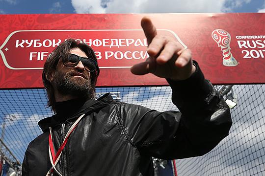 «Рубин» заменил Бердыева наШаронова. Что скажут вказанском Кремле?