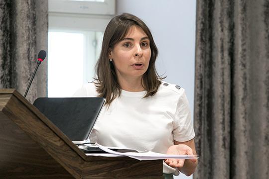Анна Новикова: «Сообщество профессионалов указало напотенциал создания центрального линейного парка, которого сейчас вКазани нет»
