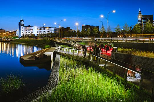 «Важный смысл– непотерять зеленый ресурс, недать застроить берега озера Кабан»