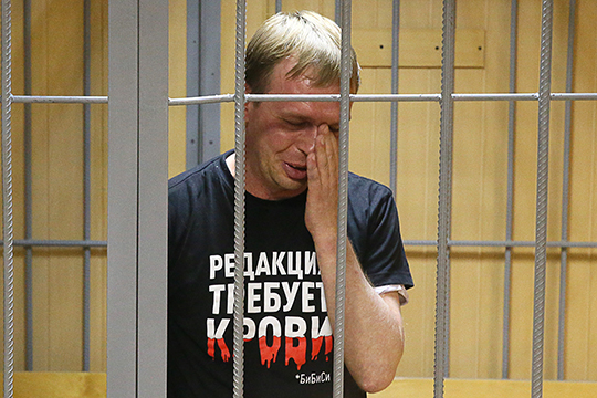 Дело Ивана Голунова в минувшие выходные даже затмило повестку Петербургского экономического форума. Ему уделили внимание и федеральные телеканалы