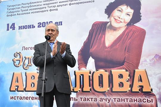 Минтимер Шаймиев: «Она говорила: «Я сирота, меня, лаская по волосам, вырастил мой народ!»