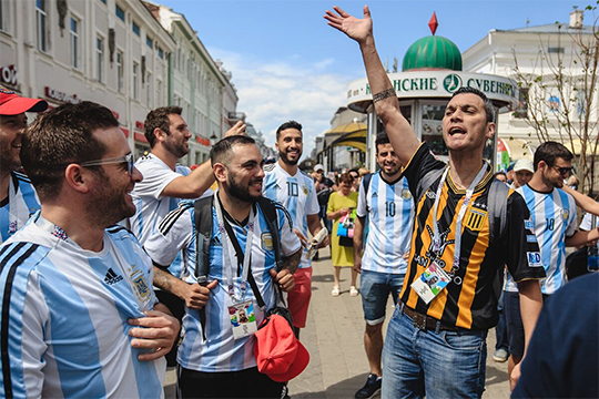 «Во время чемпионата город сильно поддержал бизнес. Была хорошая организация. Все подобные мероприятия давали серьезный толчок для развития Казан»