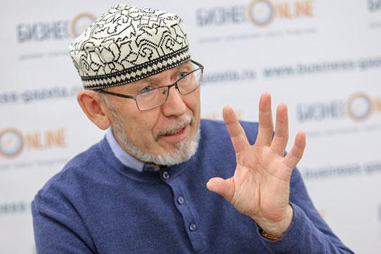 Дамир Исхаков: «Что касается реальной ситуации вТатарстане, надо называть вещи своими именами»