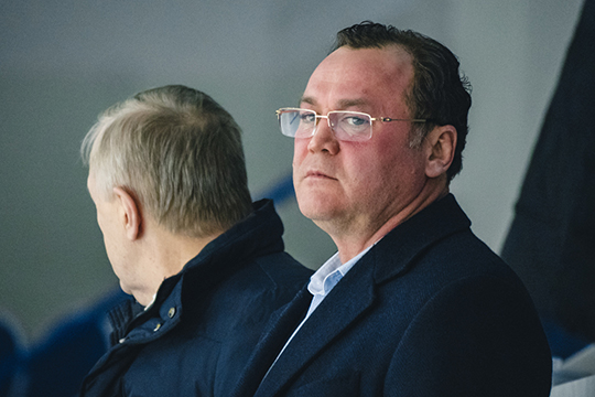 Осенью 2017 года в клубе появился генеральный менеджер и селекционный отдел. Трансферами стал заниматься капитан чемпионской команды 1998 года Рафик Якубов