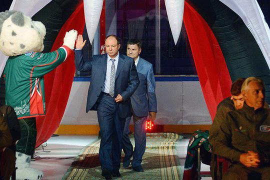Унового «АкБарса»новый директор: кто заменит Шамила Хуснутдинова?