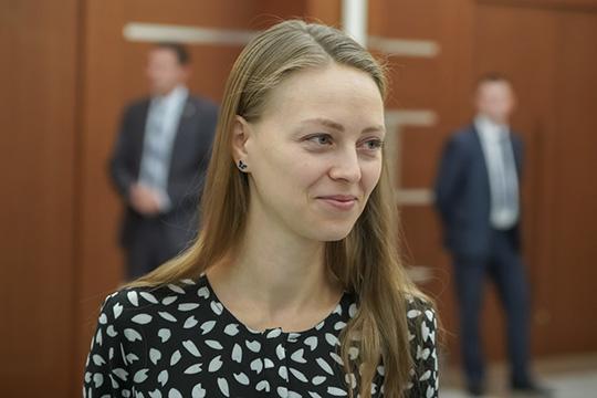 Вера Керпель, одна изнаиболее ярких представителей движения против строительства мусоросжигающего завода, поборется заголоса зеленодольцев