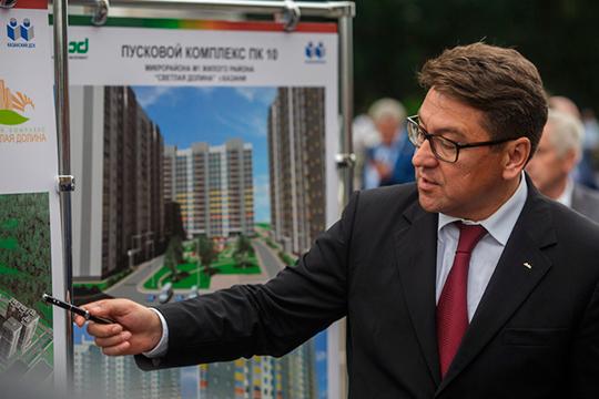 Теряет очки во властных коридорах, но «выстреливает» новыми проектами Марат Шагитов