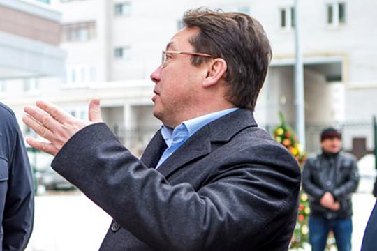 Эмиль Хуснутдинов строительство новых крупных ЖК не анонсировал, но есть статусный проект апартаментов под Кремлем