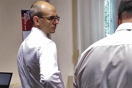 Артем Люлинский: «Ссамого начала недумал, что делаю что-то преступное»