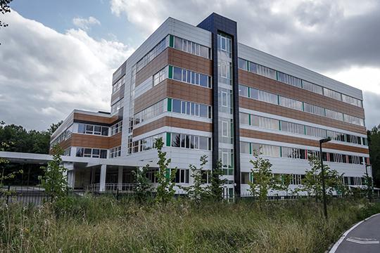 На сервисе бесплатных объявлений Avitо появилась информация о продаже реабилитационно-травматологического центра в Горкинско-Ометьевском лесу за 620 млн рублей