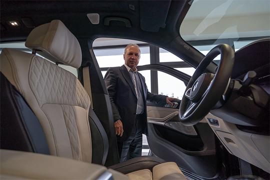 Можно порадоваться зататарстанского дилера влице «ТрансТехСервиса»Вячеслава Зубарева, которому именно BMW сделал продажи, поскольку побольшинству люксовых марок наблюдался провал