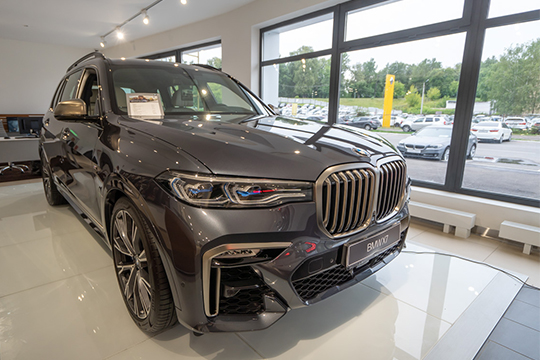 BMWХ7 нашел вТатарстане 22 покупателя, непожалевших отдать заавтоот5,93млн рублей