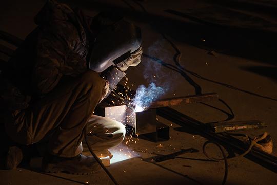 «Количество вакансий для сварщиков за5 лет вТатарстане выросло в10раз.При этом необязательно быть специалистом сневероятным стажем»