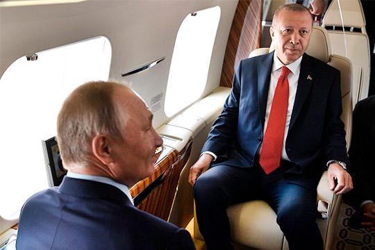 МАКС-2019: как Путин осмотрел «Ансат», аЭрдогану рекомендовали подумать отаком же