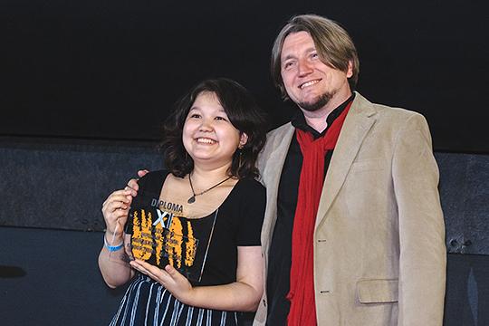 Председатель жюри фестиваля Питер Мурдмаа: «Разница между коротким и полным фильмом — как между поэзией и романом»