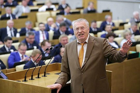 Казанский Кремль: «Жириновского никто не уполномочивал говорить от имени русского народа!»