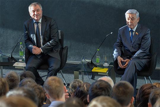 10 сентября состоялся разговор Фарида Мухаметшина с Вячеславом Володиным, в ходе которого Мухаметшин отметил «неприемлемость подобного рода высказываний со столь высокой трибуны»
