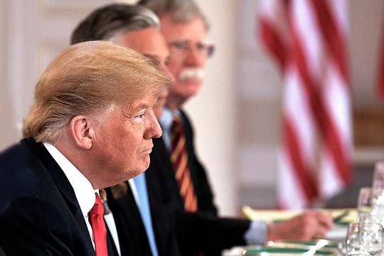 Президент США Дональд Трамп заявил о готовности США распечатать свои запасы для поддержания цен