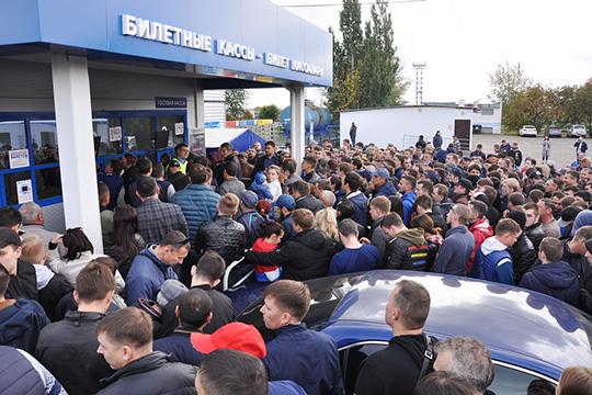 300 спартаковцев: грозные московские хулиганы останутся дома