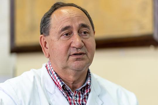 Заслуженный врач РТ Нурислам Гайфуллин: «Партнер должен быть обязательно один, и ему необходимо проходить обследования на инфекции, передающиеся половым путем»