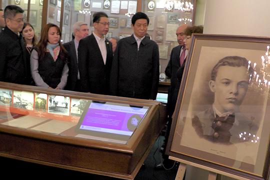 Культурное просвещение в минувшую пятницу стало одним из ключевых пунктов казанской программы главы китайского парламента Ли Чжаньшу
