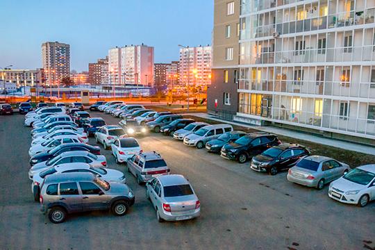 Пословам Мочалинанельзя решать проблему парковок только засчет застройщиков нового жилья. Ведь вгороде есть истарое жилье, которое строилось поеще более заниженным вчасти парковок нормативам