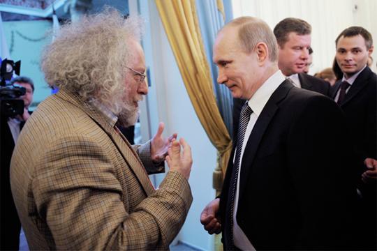 «Давайте через 20 лет поговорим, выуменя спросите: «Вот ему наднях исполнилось 87, президент Путин как изменился?»