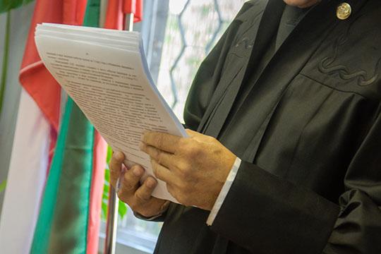 До этого в современной России не выносили приговоров с реальными сроками для судей, обвиненных в коррупции