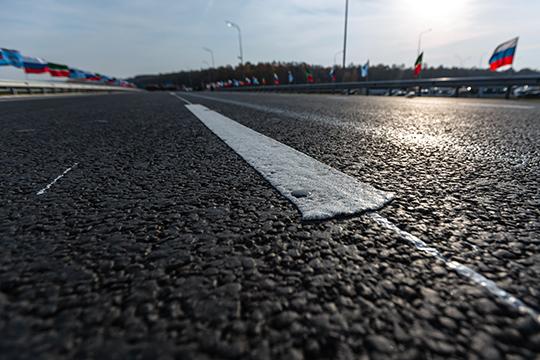 Крупнейшая в РТ компания по разметке дорог и установке дорожных элементов — ООО «Гром» под руководством Вазиха Мухамадуллина (32 место)