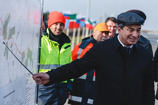 Илдар Мингазов представляет федеральный центр в сфере заказов для дорожников — ФКУ «Волго-Вятскуправтодор»
