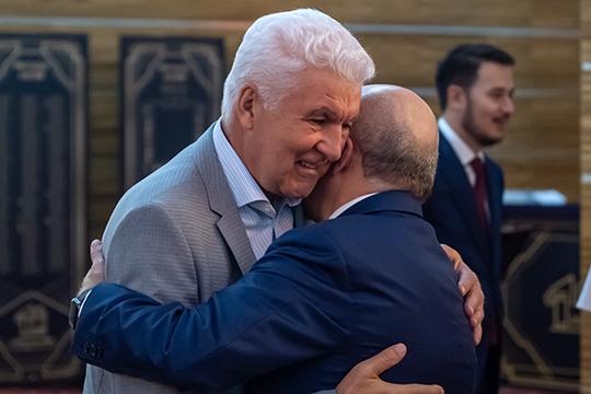 Владимир Швецов — знаковая фигура для строительной отрасли РТ, которая, благодаря заделам прошлого, по всей видимости, сохраняет влияние и сегодня