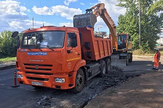 ОАО «Каздорстрой» (гендиректор — Ильдар Яруллин — 5 место) известен, прежде всего, как главный строитель и ремонтник татарстанского участка трассы М7