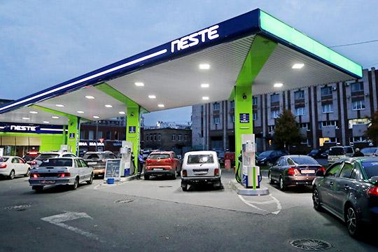 «Татнефть» закрыла сделку попокупке топливно-розничного бизнеса финской госкомпании Neste