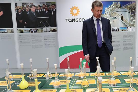 Дмитрий Козакдважды принимал решение озаморозке цен набензин иДТ